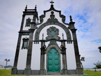 Ponta Delgada Ermida da Mãe de Deus church hill São Miguel Island Azores