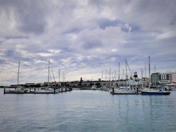 Ponta Delgada port marina ferry to other islands São Miguel Azores
