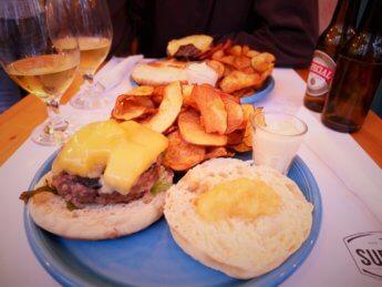 Suplexio burgers and beer Azores