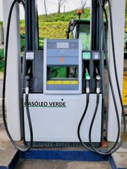 gasóleo verde repsol why is this Portuguese word so confusing diesel