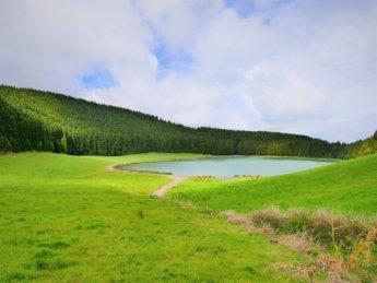 Lagoa de São Brás São Miguel Island Azores