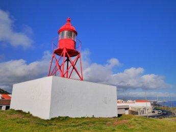 farol santa clara lighthouse ponta delgada São Miguel Azores