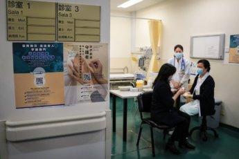 Macau covid-19 vaccination Sinovac or Sinopharm