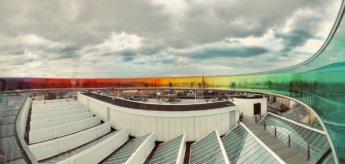 nils schirmer unsplash Aarhus rainbow museum