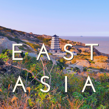 Regions East Asia new version