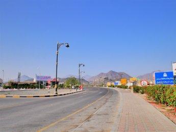 1 madha entry exclave oman UAE