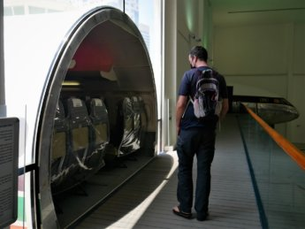 11 old airplane Sharjah Al mahatta museum