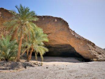 17 Al Nahwa Nahwah cave wadi shis palm tree UAE exclave counter-exclave enclave Sharjah Madha Oman