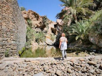 18 Wadi Shis Al Qawa water pond Shees Chees UAE Khor Fakkan Road Madha and Nahwa border Oman