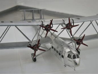 19 hanno hannibal airplane model s