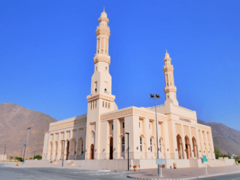 4 Sultan Qaboos Mosque Madha Oman exclave UAE Nahwa