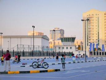4 al mahatta museum Sharjah city abandoned airport