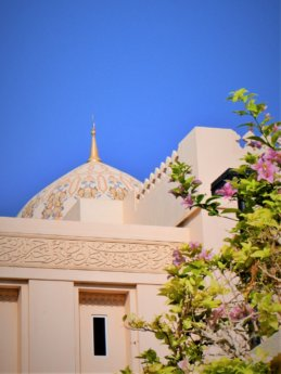 5 close up dome Omani mosque Madha Sultan Qaboos