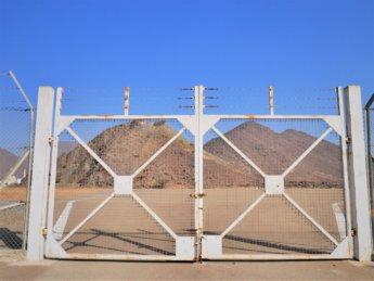 7 Madha International Airport Oman airfield runway no scheduled flights