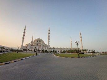 1 Fujairah mosque second biggest in UAE