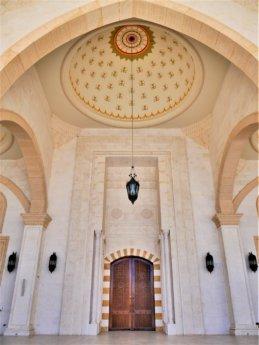 13 main door entrance to prayer hall Fujairah mosque