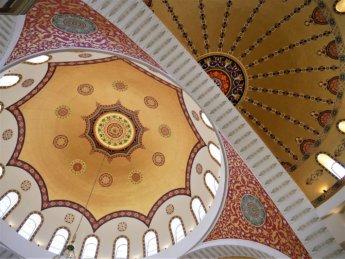 7 interior Sheikh Zayed Grand Mosque Fujairah
