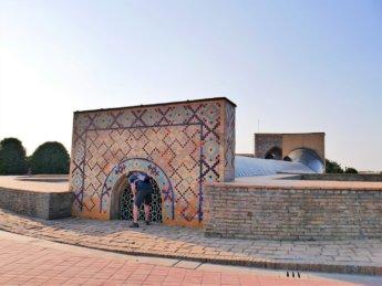 2 quadrant observatory samarkand uzbekistan astronomy
