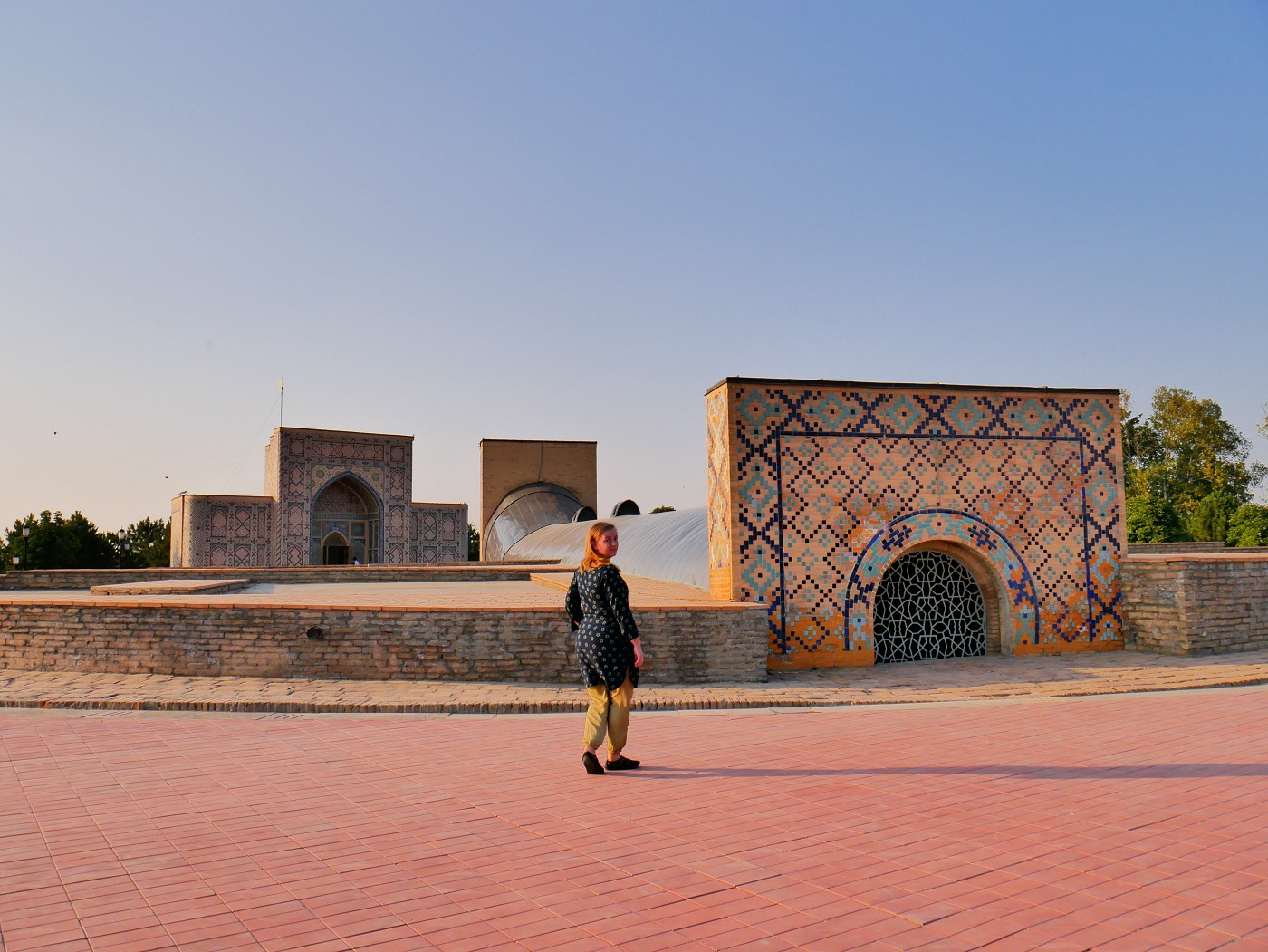 3 ulugh beg observatory samarkand uzbekistan quadrant principle device