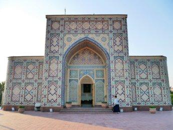 4 ulugh beg museum obervatory samarkand uzbekistan