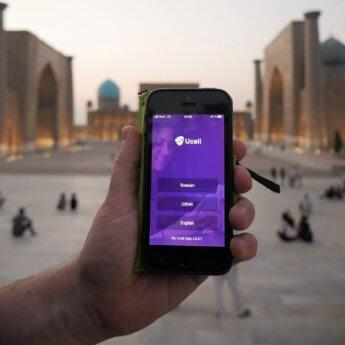 How to get a SIM card in Uzbekistan Tashkent Samarkand
