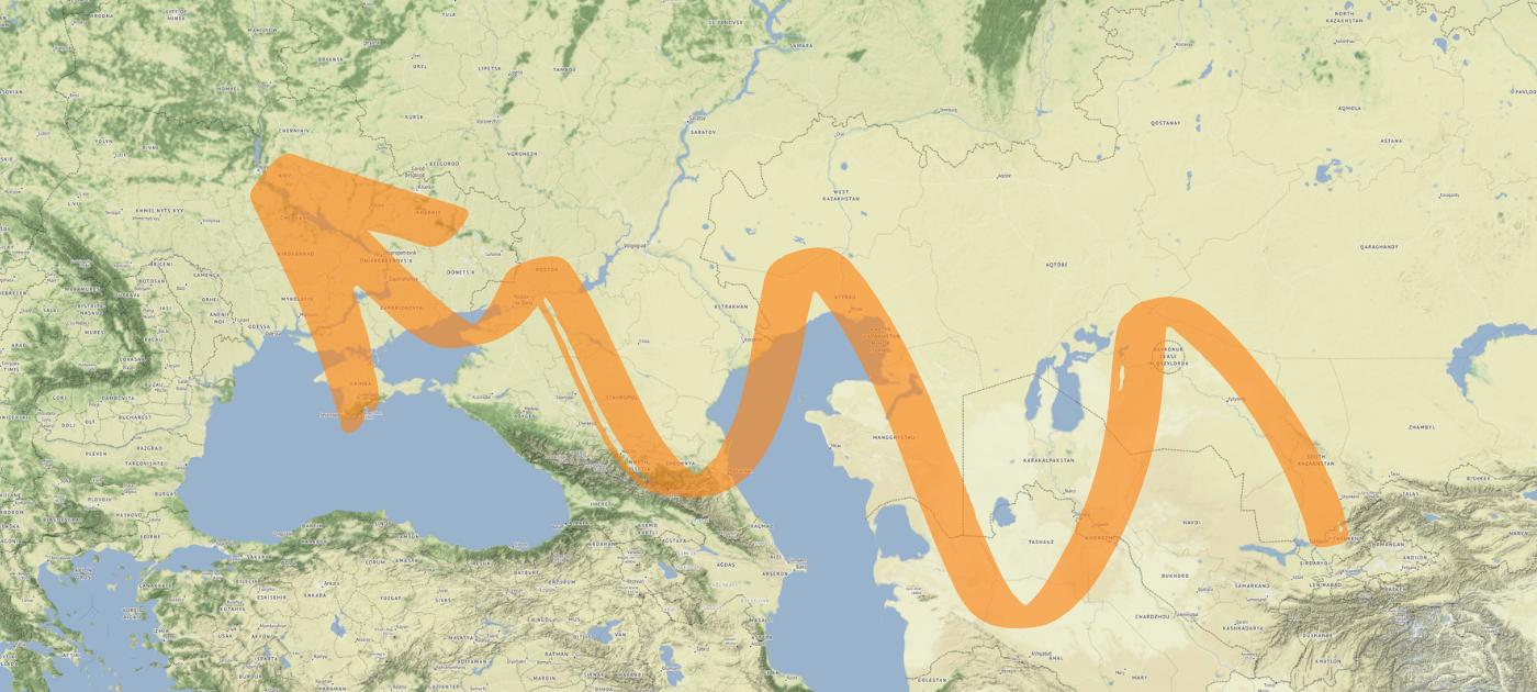 Tashkent to Kyiv Ukraine semi-live blog