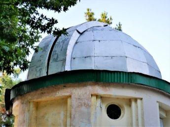 abandoned observatory optical telescope samarkand uzbekistan