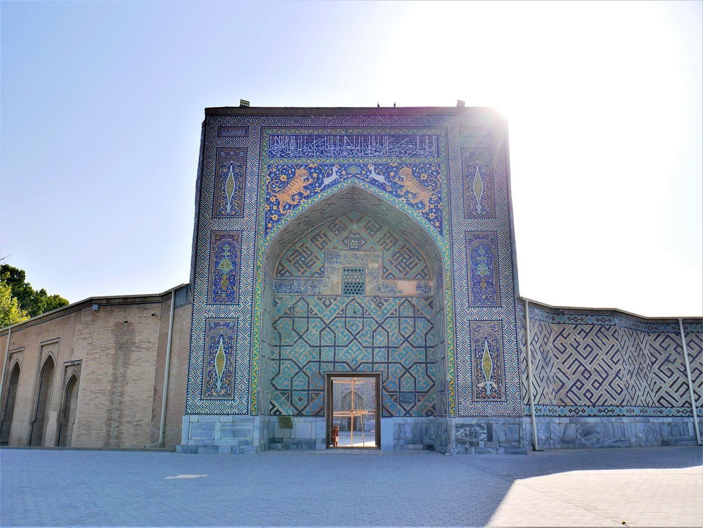 1 Xoja Ahror Complex + Nadir Divan-Begi Madrasah in Samarkand