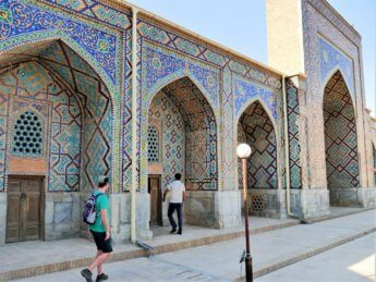 5 Xoja Ahror Complex + Nadir Divan-Begi Madrasah in Samarkand entry price