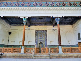 12 Xoja Ahror complex Samarkand Uzbekistan