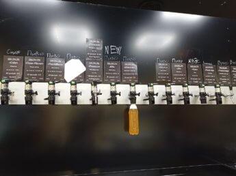 zhivoye piva craft beer live beer in kyiv ukraine maidan nezalezhnosti