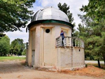 stargazing astronomy amateur samarkand uzbekistan