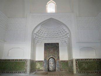 4 mihrab madrasah islamic school Samarkand