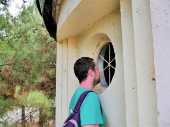 urban exploring abandoned object uzbekistan samarkand