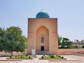 Bibi Khanym Mausoleum samarkand museums