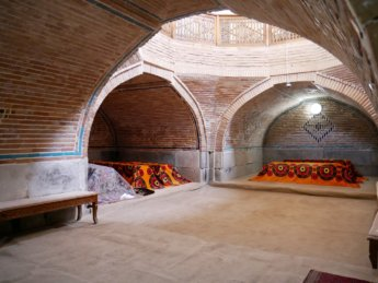 Bibi Khanym mausoleum 2