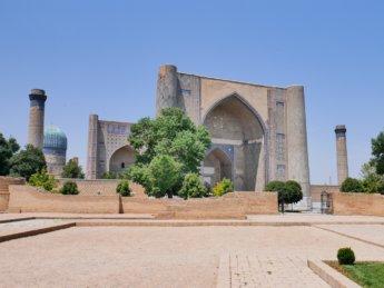 Bibi Khanym mosque exterior entrance fee for foreigners 2021