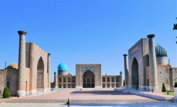 Registan square registan ensemble opening times and entry fees prices for foreigners 2021