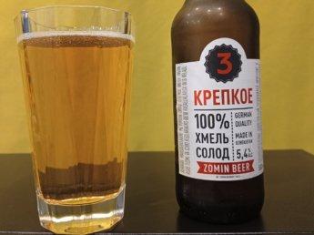 krepkoye piva tashkent craft beer uzbekistan