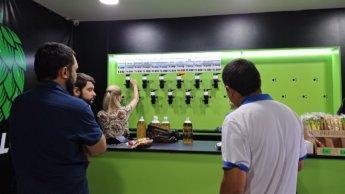 live beer beerloga tashkent craft beer in uzbekistan microbrewery 1