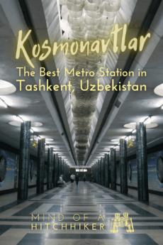 Kosmonavtlar Tashkent Metro station 4