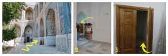 1 How to Climb the Minaret of the Ulugh Beg Madrasah