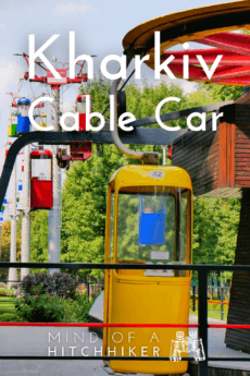 kharkiv cable car lower station gorky park