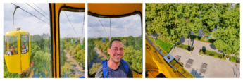 kharkiv cable car ride safety ukraine soviet era attraction